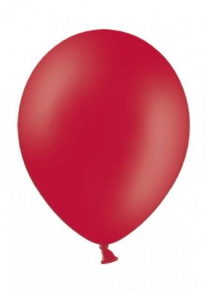 Luftballon Rot 28cm Durchmesser 100 Stück