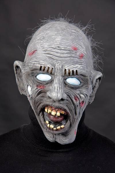 Halloween Zombie Maske