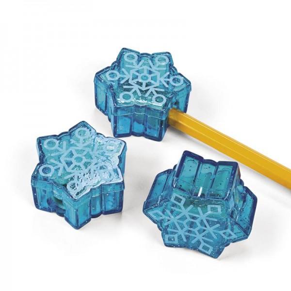 Anspitzer Schneekristall Eiskristall 6 Stück