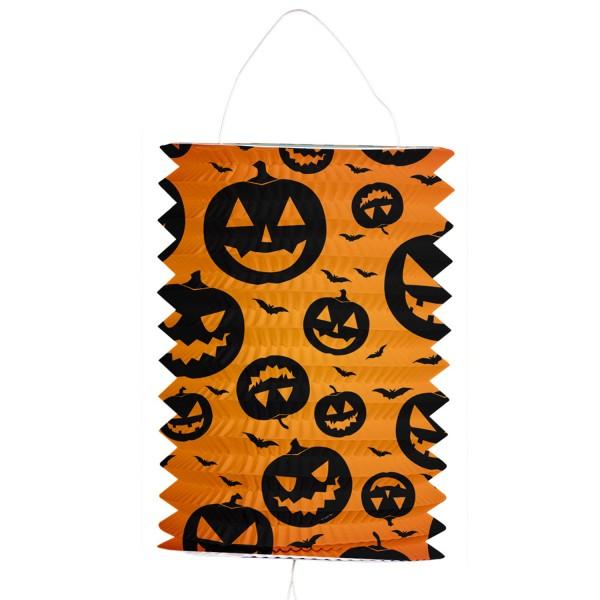 Kinder Laterne Kürbis Halloween Zuglaterne