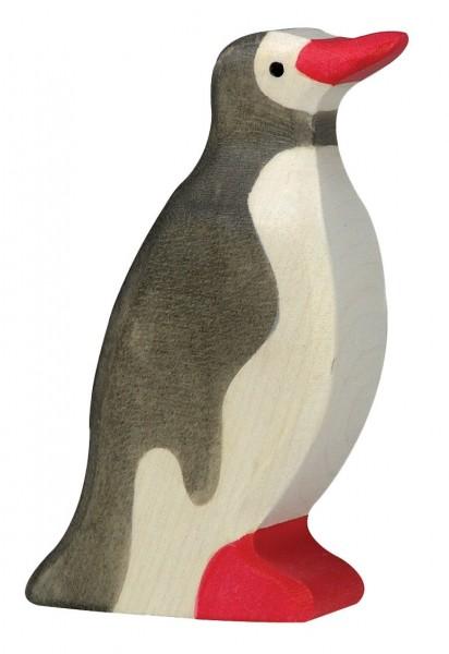 Pinguin Meerestiere Holzfigur Holzspielzeug von Holztiger