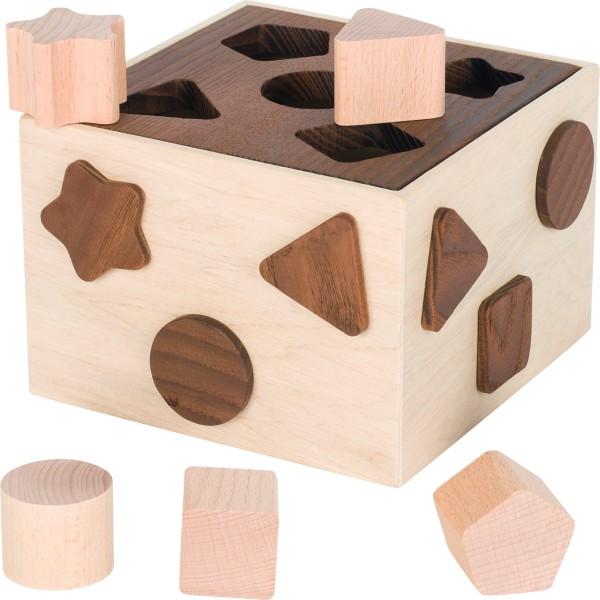 Sortierbox aus Holz goki nature