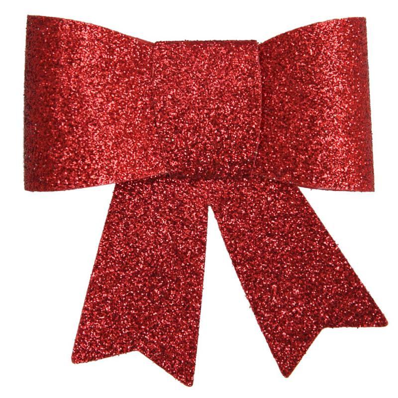 und Goldglitzer Schöne kleine Deko Bastelklammern  in Rot
