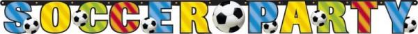 Fußball Banner, Fußballparty
