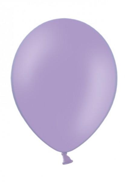 Luftballon Violett 28cm Durchmesser 100 Stück