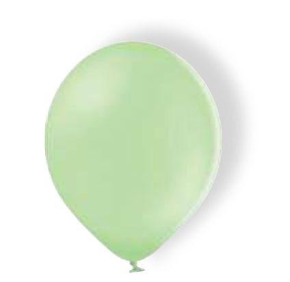 Luftballon Latexballon Kiwi Cream 30 cm mit Helium
