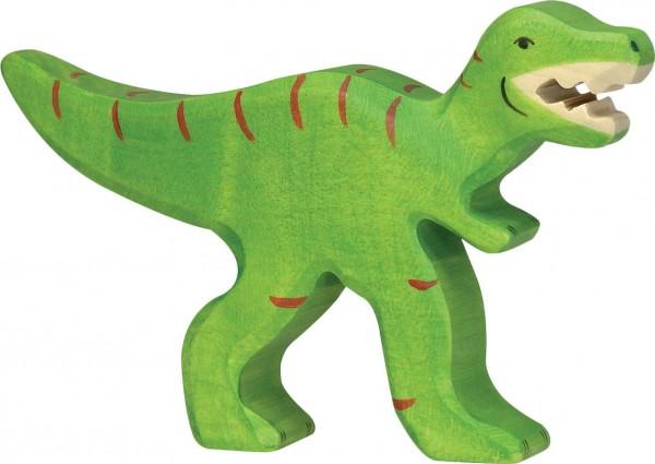 Tyrannosaurus Rex T-Rex Dino Holzfigur Holzspielzeug von Holztiger