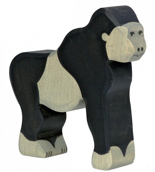 Gorilla Safari Holzfigur Holzspielzeug von Holztiger