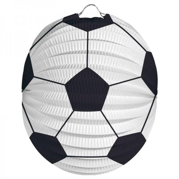 Fußball Laterne Fußballparty Lampion 6 Stück