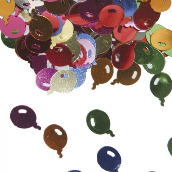 Konfetti Luftballons für Geburtstag Party und Event