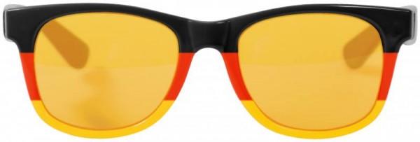 Deutschland Sonnenbrille für Fußball Handball Fanartikel 1 Stück