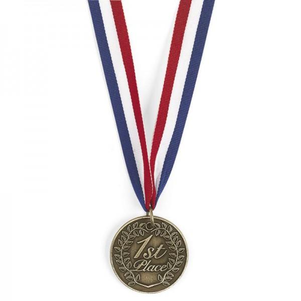 Siegermedaille 1. Platz Goldmedaille 6 Stück