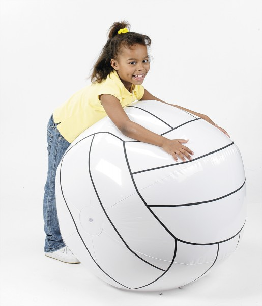 Riesen Wasserball als Volleyball, Beachvolleyball 84cm
