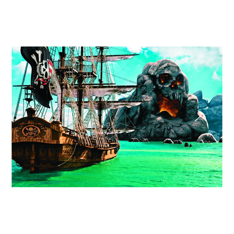 Piraten Party Scene Setter Banner Wanddekoration 3-teilig