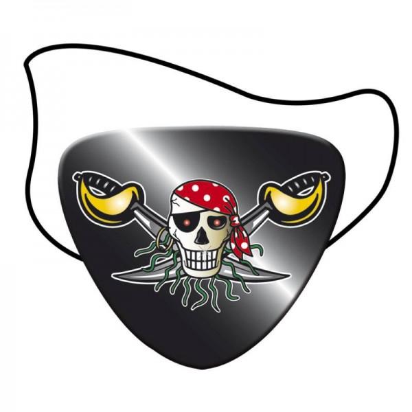 Red Pirate Piraten Augenklappen Piraten Party 8 Stück
