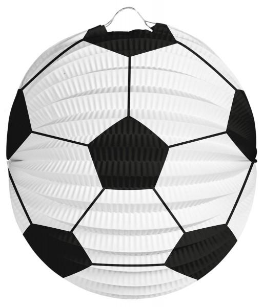 Fußball Laterne Fußballparty Lampion 1 Stück
