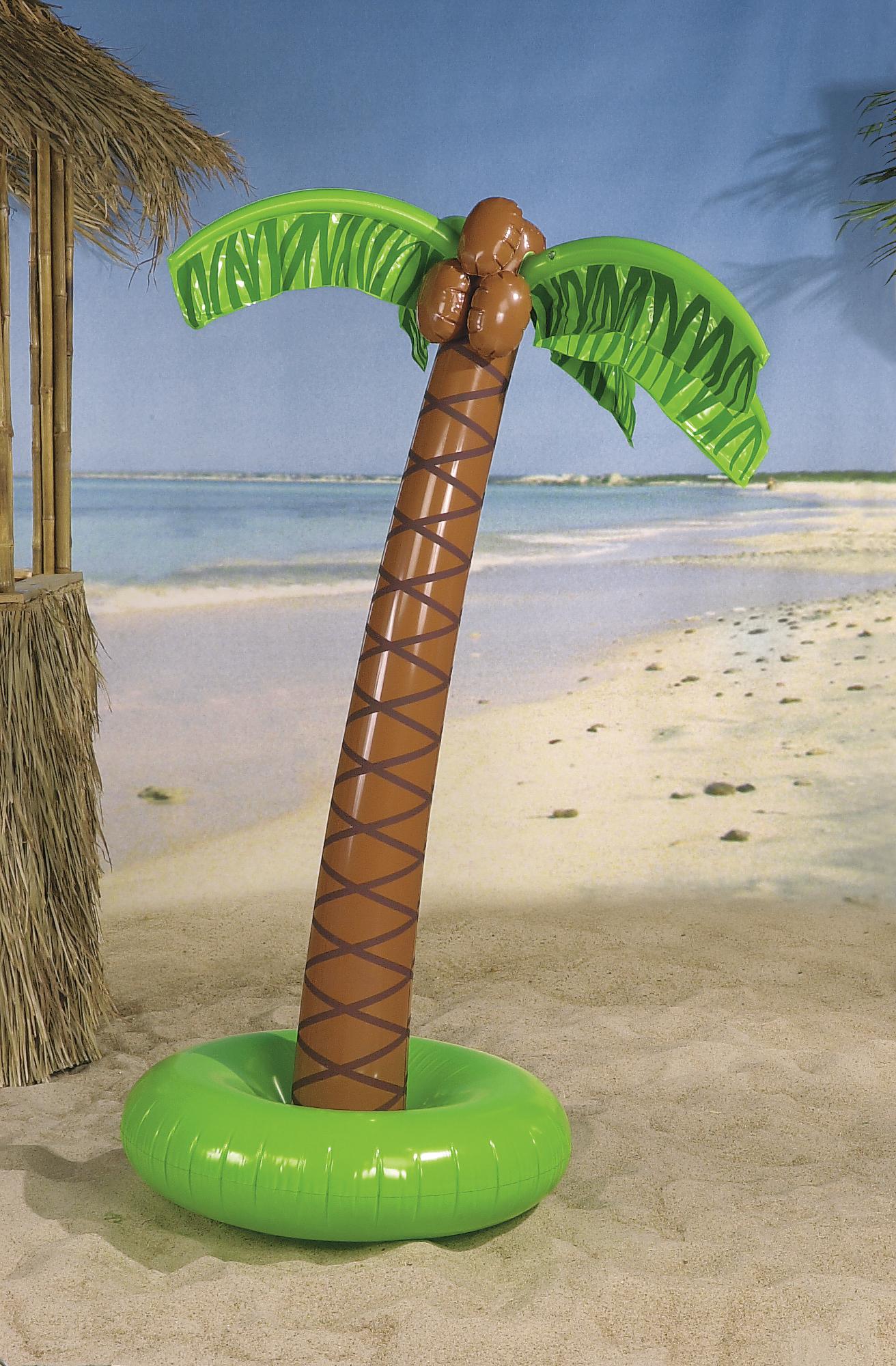 aufblasbare palme
