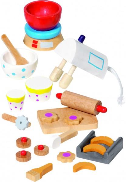 Puppenmöbel Küche Zubehör Accessoires goki Puppenstube