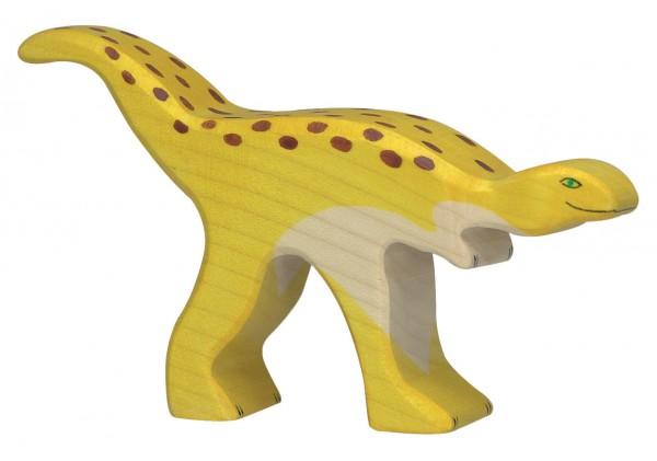 Staurikosaurus Dino Holzfigur Holzspielzeug von Holztiger