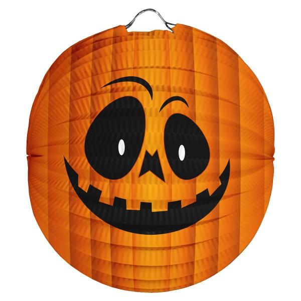 Laterne Kürbis Kürbisgesicht Halloween