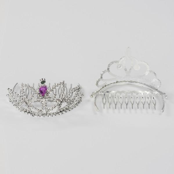Prinzessinen Krone Tiara Diadem Mitgebsel 12 Stück