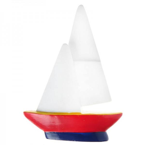 Platzkartenhalter Segelschiff Maritim Tischdeko Resin 2 Stück
