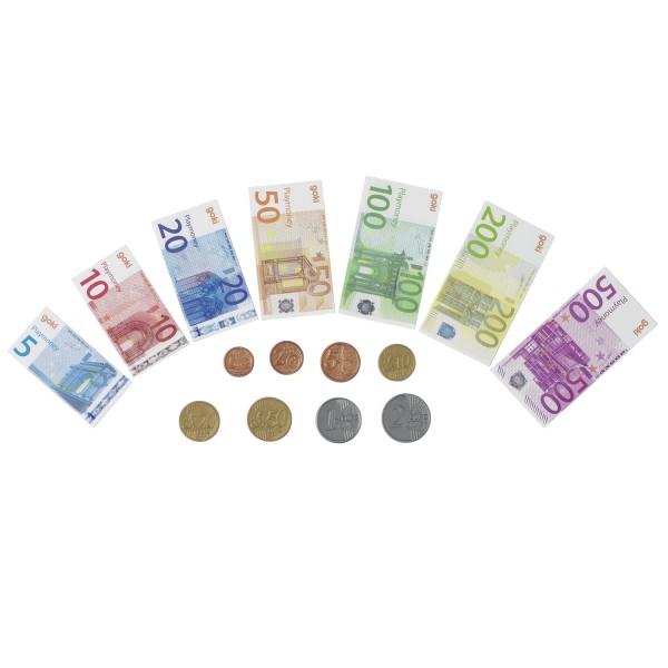 Spielgeld für Kaufmannsladen Holzküche Holzkinderküche von goki