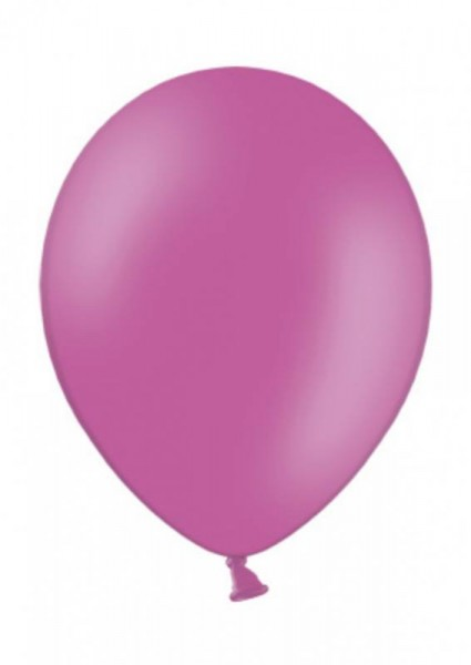 Luftballon Magenta Pink 28cm Durchmesser 100 Stück