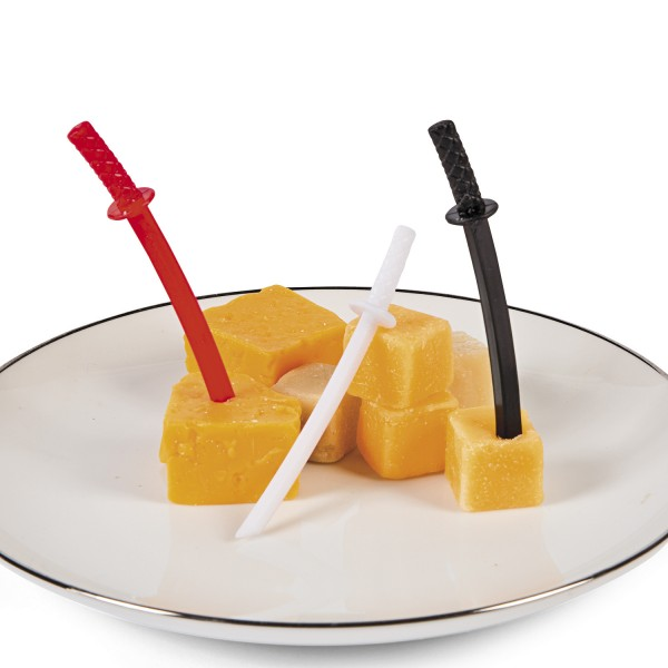 Ninja Schwert Picks Picker 72 Stück