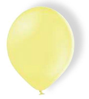 Luftballon Latexballon Lemon 30 cm mit Helium
