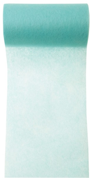 Tischband mintgrün Vlies 10cm x 10m