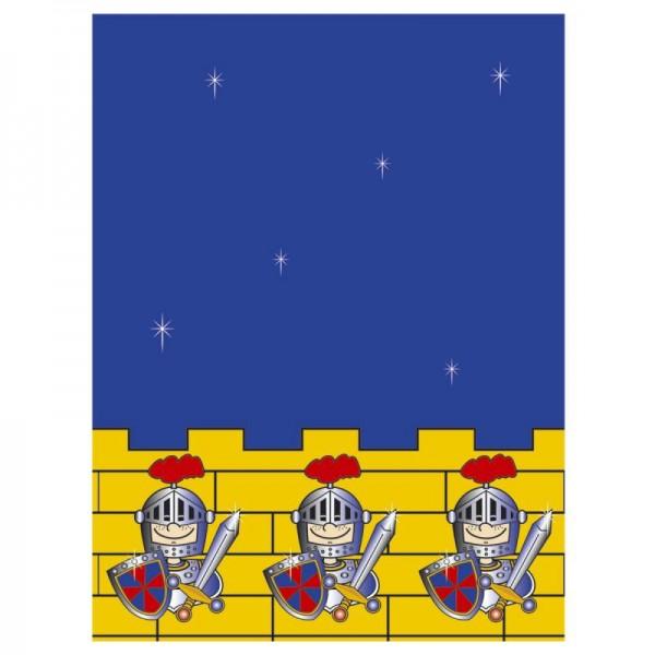 Ritterparty Tischdecke für kleine Ritter