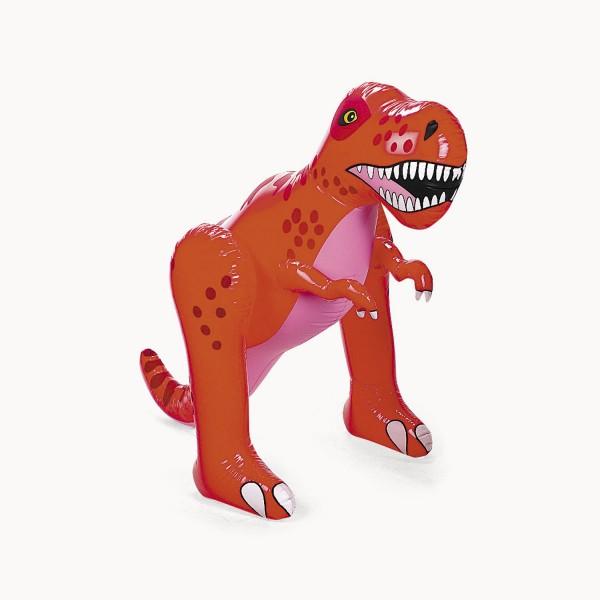 Aufblasbarer Dinosaurier Dino Tyrannosaurus Rex